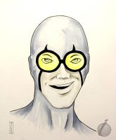 Blue Beetle by Iconograph