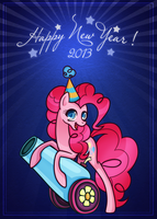 Happy New Year 2013 by Sandra626