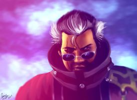Auron Lighting Study by crystachick