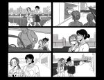 Storyboard Exercise: 5-6 panel story by Rice-Lily