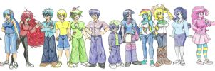 Point Commission: 14 charaters by WaRrior9100