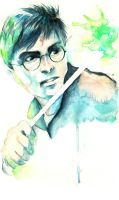 That Potter Guy by elontirien