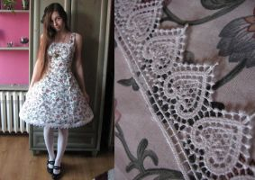 handmade lolita dress by sarielowa