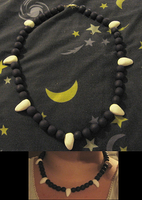 Inuyasha Necklace by HollieBollie