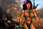 Carnivora: Return of the Huntress by IHCOYC