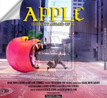 Apple's Movie Poster by Hayoma