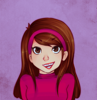 mabel pines by cosmiclines