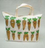 Carrot Bag by creaturekebab