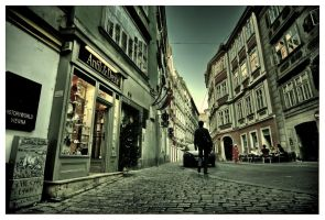 Schoenlaterngasse by focusgallery