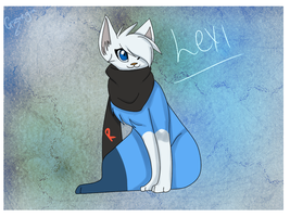 Lexi by s1gnalbeams