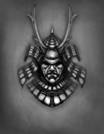 KABUTO TATTOO by funkychinaman
