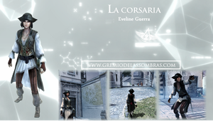 Assassin's Creed Revelations - La Corsaria by josetemg