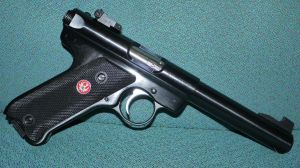 Ruger Mk3 .22 by shelbs2