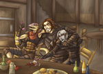 Assassins And Thieves by shaydh