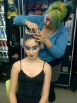 .behind the scenes: Krabat Make-Up. by Kay-Noire