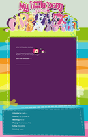 My little pony Journal by eikojonevans