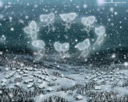 Snowflakes by LiaSelina