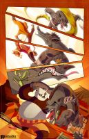 Kungfu Panda Comic2 by Fpeniche