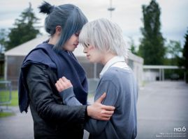 Closer, Shion and Nezumi Cosplay by Hadukoushi