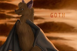 Goth by Fiidchell