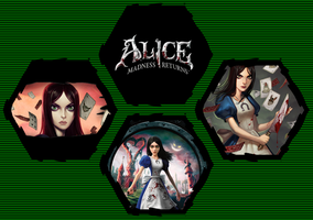 Alice Madness Returns by WE4PONX