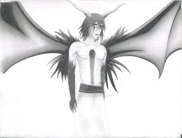 Ulquiorra Cifer, 'Bleach' by LchNessMnstr