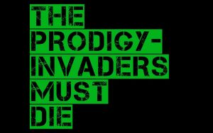 The Prodigy Widescreen Green by atoemg