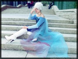 -Let it Go- (Male!Elsa) by KT-ExReplica