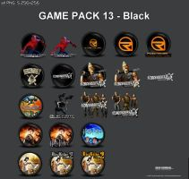 GamePack13black by 3xhumed