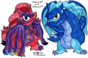 Nexus and Draco 2014 *Complete* by trinityweiss