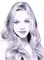 amanda seyfried2 by rolandflagg