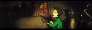 Play a Haunting Piano Refrain by Crispy-Gypsy