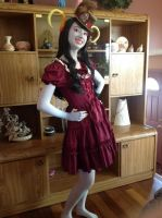 steampunk!Aradia Cosplay by LadeVenom