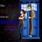 ::The Sad Man With His Blue Box:: Cover by emilythesmelly