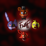 FNAF Practice //Headshots by LastbutnotAlise