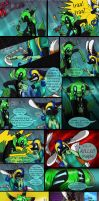 Iraa Comic by AlfaFilly