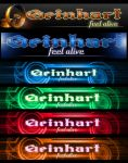 Logo Designs for Geinhart Australia by mrpeculiar