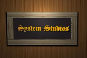 System-Studios Sign by reflux-es
