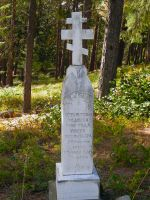 Serbian Cemetery by TRunna