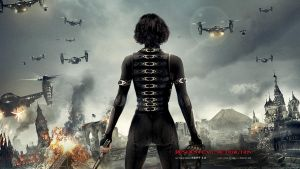 Resident Evil: Retribution Wallpaper 3 by Meioh-Sama