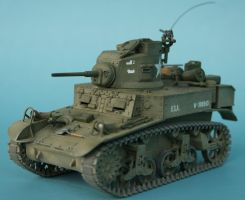 "M3A1 US ""General Stuart"" by x-CC-x"