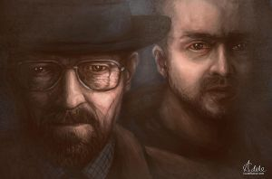 Breaking Bad by ClaireAdele