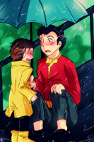 Klaine - Baby, You're Not Alone by symphonicRhythm
