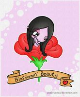 BLOSSOMIN BEAUTY by podgypanda