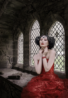 The Red Queen by Vampiric-Time-Lord