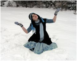 Snow II by Eirian-stock