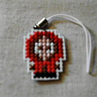 South Park KENNY iPhone Charm by agorby00