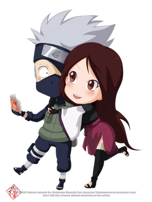 Commission_KakashixBijin by Ravenniia