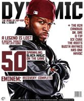 Dynamic Magazine Cover by rjartwork