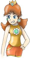 Daisy-Portrait by ss2sonic